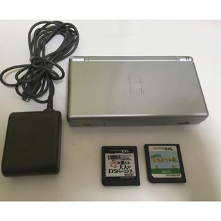 ニンテンドーDS - DS light本体 おまけカセット付