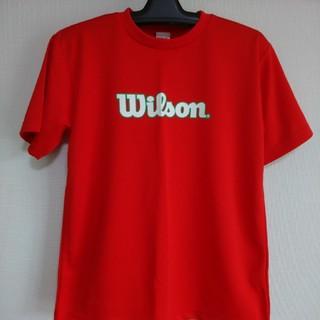 ウィルソン(wilson)のウィルソン  Tシャツ  Sサイズ(バドミントン)