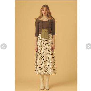 SeaRoomlynn - ダルメシアンサテンスカート