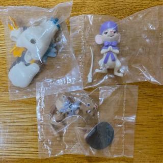 カイヨウドウ(海洋堂)のチョコエッグ ディズニー part1 ビアンカの大冒険 未開封 フィギュア(キャラクターグッズ)