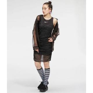 ナイキ(NIKE)のナイキ スポーツウェア ウィメンズ インディオ ドレス ワンピース / NIKE(ミニワンピース)