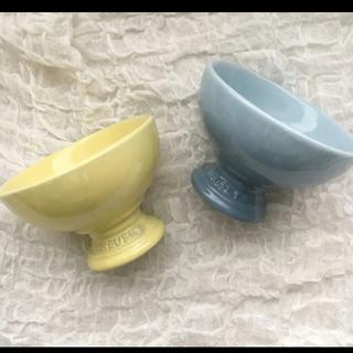 ルクルーゼ(LE CREUSET)の新品 ル・クルーゼ デザートカップ 2カラー(食器)