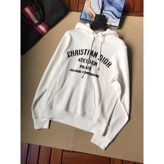 クリスチャンディオール(Christian Dior)のCHRISTIAN DIOR ATELIER オーバーサイズフーディ(パーカー)
