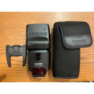 キヤノン(Canon)のcanon キャノン ストロボ 430EX スピードライト(ストロボ/照明)