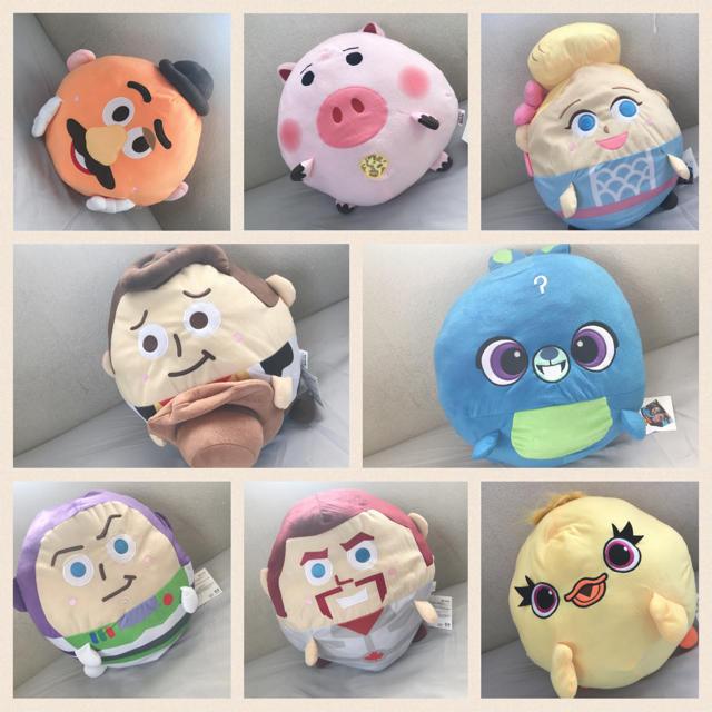 Disney(ディズニー)のトイストーリー ぬいぐるみ エンタメ/ホビーのおもちゃ/ぬいぐるみ(ぬいぐるみ)の商品写真