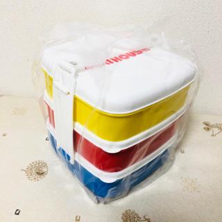 ミキハウス(mikihouse)のミキハウス 三段ランチボックス(弁当用品)