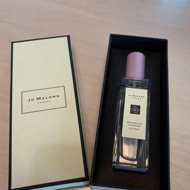 Jo Malone(ジョーマローン)のJo MALONE ジョーマローン ウィステリア&ラベンダー コロン コスメ/美容の香水(ユニセックス)の商品写真