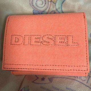 DIESEL - DIESEL LORETTA 三つ折り財布
