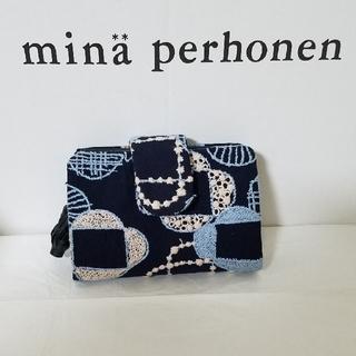 mina perhonen - 🌷お札を折らずに入れれる🎵本革💓大容量財布🎵