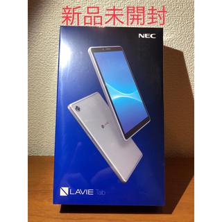 エヌイーシー(NEC)の新品未開封 NEC LAVIE Tab EYS-TE507KAS(タブレット)