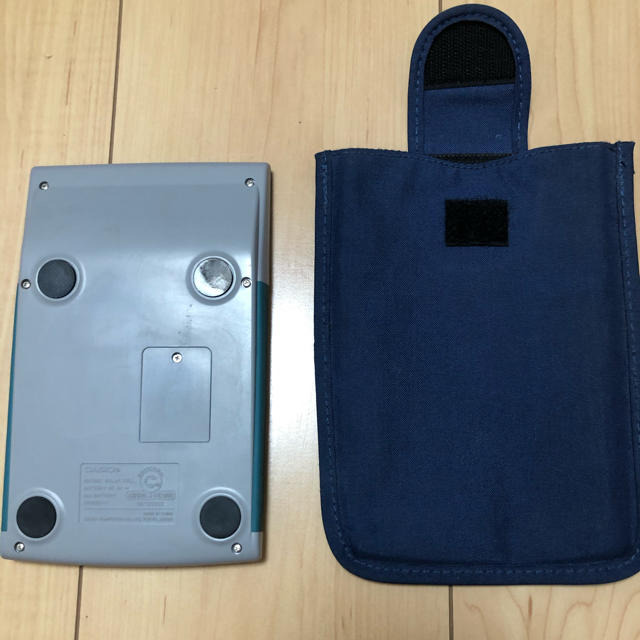 CASIO(カシオ)の電卓  CASIO インテリア/住まい/日用品のオフィス用品(オフィス用品一般)の商品写真