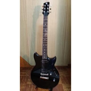 ヤマハ(ヤマハ)の美品 YAMAHAYAMAHA/ヤマハ RS320 REVSTAR ブラック(エレキギター)