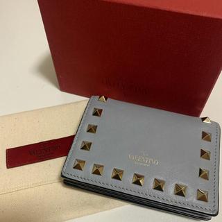 ヴァレンティノ(VALENTINO)の正規品 ヴァレンティノ 財布(折り財布)