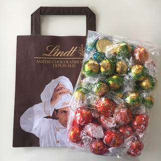 Lindt - リンツ リンドール チョコレート クリアランスパック 600g