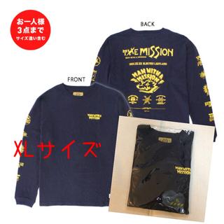 マンウィズアミッション(MAN WITH A MISSION)の【完売】MAN WITH A MISSION お一人フェスロンT KAMIKAZ(ミュージシャン)