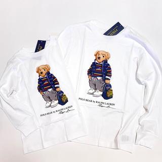 POLO RALPH LAUREN - 2020年新作 ラルフローレン 3T/100 ポロベアロングスリーブTシャツ