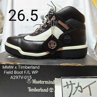 ティンバーランド(Timberland)の試着程度 Timberland Field Boot Mastermind(ブーツ)