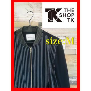 ザショップティーケー(THE SHOP TK)のTHE SHOP TK(ザ ショップ ティーケー) ジャケット 美品(ノーカラージャケット)