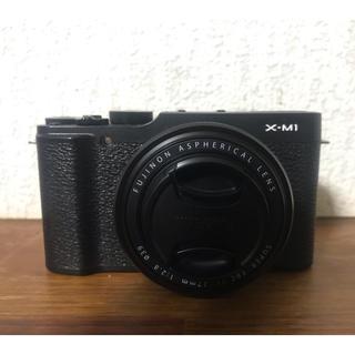 富士フイルム - FUJIFILM X-M1 レンズ xf 27mm f2.8 レンズ セット
