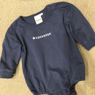 コンバース(CONVERSE)のベビー服(ロンパース)