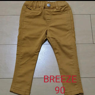 BREEZE - BREEZE スキニーパンツ 90