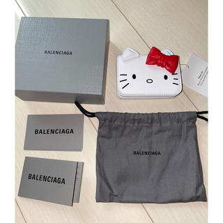 Balenciaga - 新品タグ付き バレンシアガ balenciaga  ハローキティ 財布