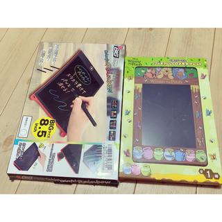 セガ(SEGA)のプーさん メモタブレット & BIGカラフルレインボー 箱なし発送 2点set♡(その他)