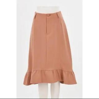 フランシュリッペ(franche lippee)のフランシュリッペ    マーメイドスカート  ピンク(ロングスカート)