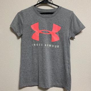 アンダーアーマー(UNDER ARMOUR)のアンダーアーマー♡Tシャツ レディース(Tシャツ(半袖/袖なし))