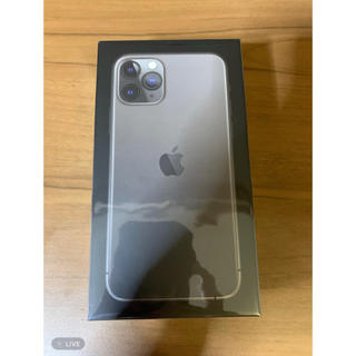 Apple - IPHONE 11 PRO 256GB SIMフリー 新品 未使用品 開封済み