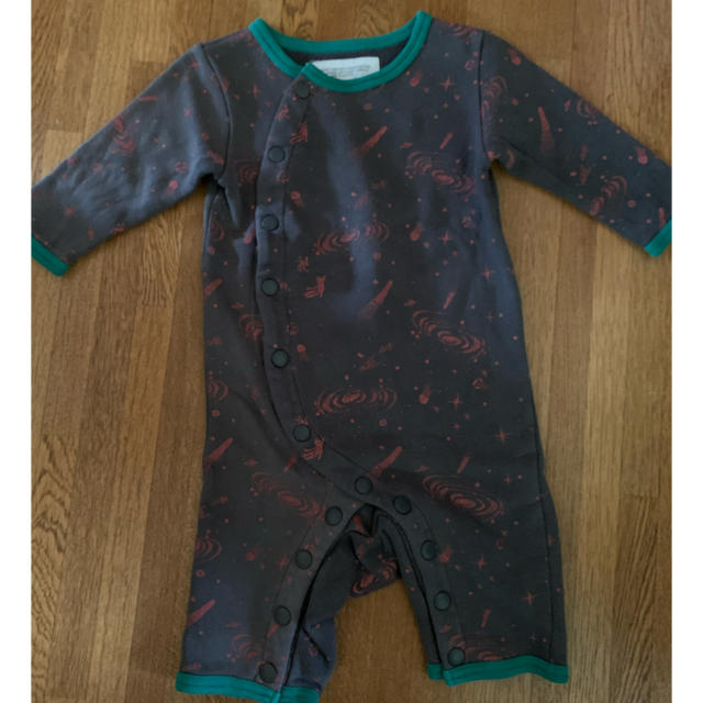 MARKEY'S(マーキーズ)のマーキーズ カバーオール キッズ/ベビー/マタニティのベビー服(~85cm)(カバーオール)の商品写真