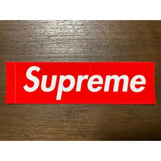 Supreme - supreme ステッカー シュプリーム