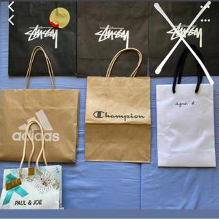 ステューシー(STUSSY)のブランドの袋(ショップ袋)