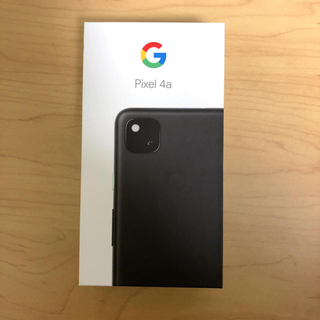 ANDROID - 【美品】Google Pixel 4a 128G