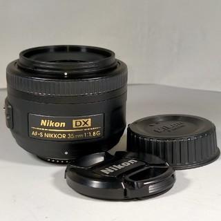 Nikon - 【1ヶ月保証】Nikon AF-S DX NIKKOR 35mm f/1.8G