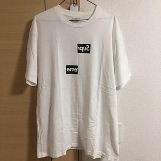 Supreme - supreme COMME des GARCONS Tシャツ