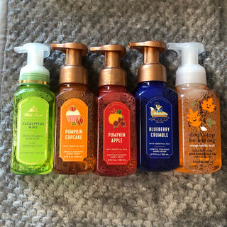 Bath & Body Works - FOAM HAND SOAP FALL EDITION