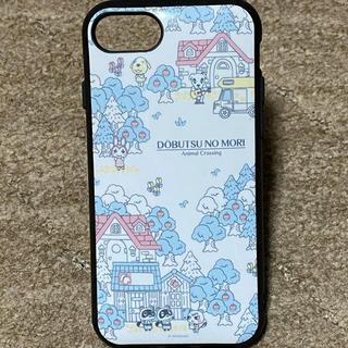ニンテンドウ(任天堂)のどうぶつの森 iPhoneケース イーフィット(iPhoneケース)