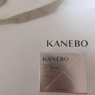 Kanebo - 値下げ!KANEBOカネボウフレッシュデイクリーム40ml