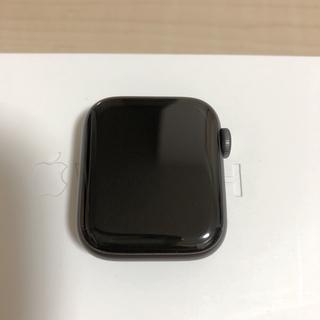Apple Watch - Apple Watch 4series GPS 40mm 本体