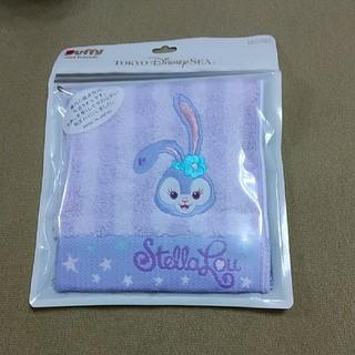 Disney - ダッフィー ステラ・ルー グッズ タオル 未使用未開封 匿名配送 タオル