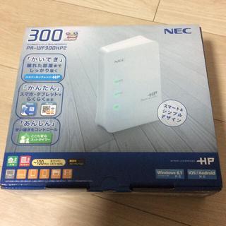 エヌイーシー(NEC)のWi -Fiルーター NEC(PC周辺機器)