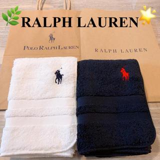 POLO RALPH LAUREN - ⭐️ラルフローレンウォッシュタオル⭐️