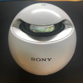 SONY - SONY ソニー ワイヤレスポータブルスピーカー SRS-X1 ホワイト