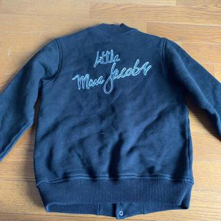 マークジェイコブス(MARC JACOBS)のリトル マーク ジェイコブス パーカースウェット 黒 10(ジャケット/上着)