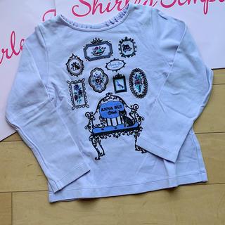 アナスイミニ(ANNA SUI mini)のアナスイ ミニ🎀カットソー 110センチ(Tシャツ/カットソー)