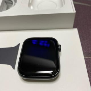 アップルウォッチ(Apple Watch)のApple Watch Series 5 GPS (アップルウォッチ シリーズ5(スマートフォン本体)