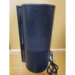 ドウシシャ(ドウシシャ)のハイブリッド式 加湿器 ブラック(加湿器/除湿機)
