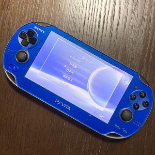 プレイステーションヴィータ(PlayStation Vita)のPlayStation Vita  PCH-1000 マインクラフトセット(携帯用ゲーム機本体)