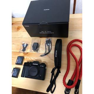 富士フイルム - Fujifilm X-T30 Black 本体のみ おまけ付 美品